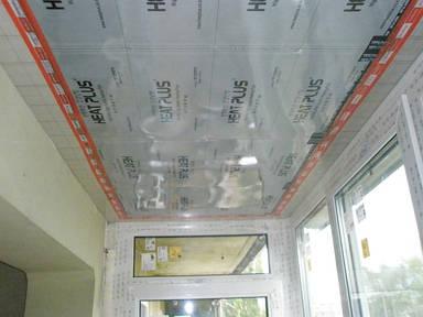 Проект отопления балкона.