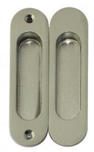 Дверная ручка KEDR для раздвижных дверей, купе (ПАРА)