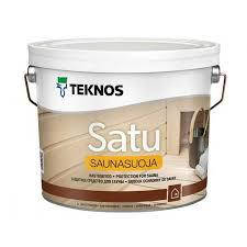TEKNOS satu saunasuoja 0.9 л. (прозорий)