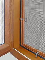 Москитная сетка Анвис коричневая, противомоскитная сетка, антимоскитная сетка на окно