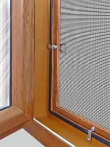 Москитная сетка Анвис коричневая, противомоскитная сетка, антимоскитная сетка на окно, фото 1