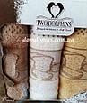 """Набір кухонних рушників махрових """"Bread"""" 30*50 см TW DOLPHINS 3 шт., Туреччина 029, фото 4"""