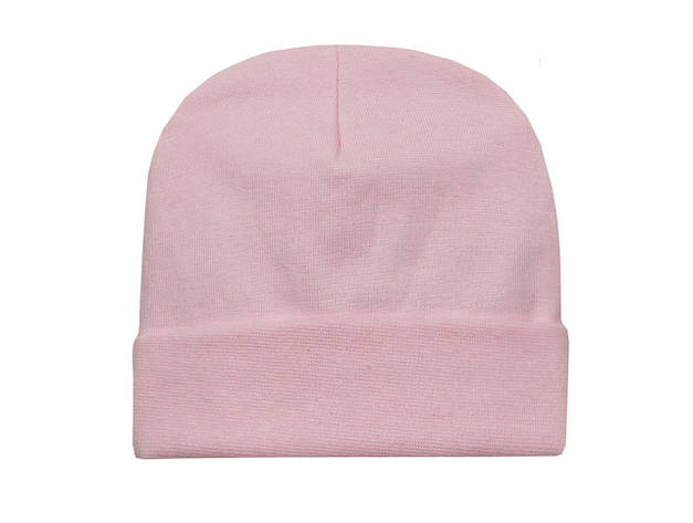 Шапочка розовая, фото 2