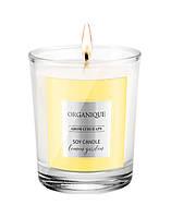 Свеча ароматерапевтическая из соевого воска Lemon Gardens, 180 г