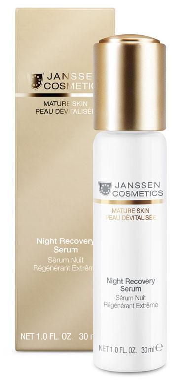 Ночная восстанавливающая сыворотка Night recovery Serum ,30 мл.