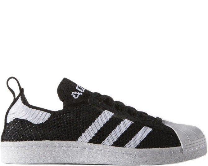 Мужские Кроссовки Adidas Superstar 80s Primeknit