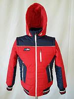 Демисезонная куртка для мальчиков,UK-113