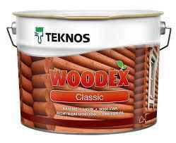 TEKNOS wooddex classic 9 л. бесветный