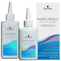 Набір для хімічної завивки – Schwarzkopf Glamour Wave Natural Styling