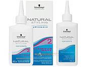 Набір для хімічної завивки – Schwarzkopf Glamour Wave Natural Styling 2
