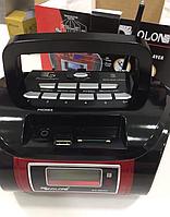 Портативный проигрыватель + радио - Golon RX-662Q Stereo Player Black