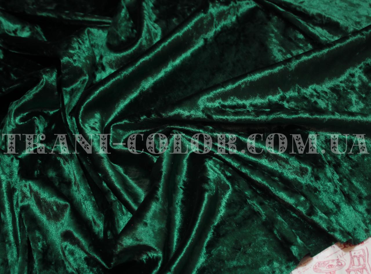 Ткань бархат-мрамор стрейчевый бутылка