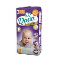 Памперсы Dada Premium 3 (4-9 кг) - 60 шт.