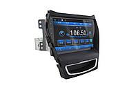 Штатная магнитола Hyundai iX45/SantaFe 2012+ EasyGo A410