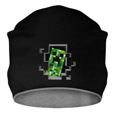 Шапка Minecraft Creeper - Sttaynad.odessa в Одессе 4ac38ba987