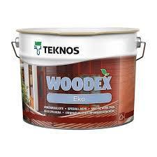 TEKNOS woodex eko 9 л. (прозорий)