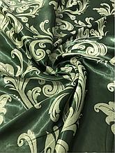 Шторы блекаут 2.8м зелёный 202