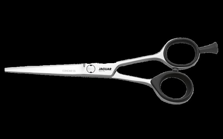 Ножницы для стрижки Jaguar Silver Line Concave CS 5