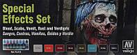 """Набор красок """"Game color"""" специальные эфекты, 8 шт"""