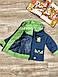 """Весенняя куртка на мальчика """"Эрик""""р22-30 , фото 3"""