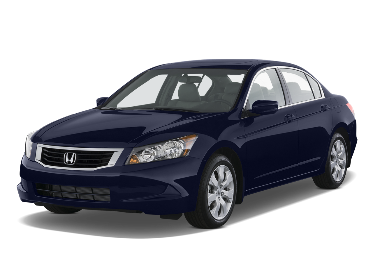 Лобовое стекло Honda Accord с местом под датчик дождя и молдингом (2008-2012)