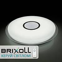 Светильник Настенно Потолочный Brixoll smart 40 w 3000lm ip 20 d 460 002