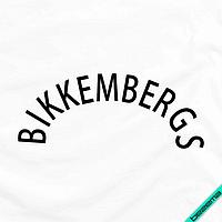 Наклейки для бизнеса на парео BIKKEMBERGS [7 размеров в ассортименте] (Тип материала Матовый)