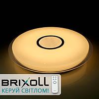 Светильник Настенно Потолочный Brixoll smart 60 w 4500lm ip 20 d 570 003
