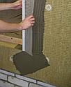 Фасадний кутник ПВХ з сіткою, 3м, фото 3