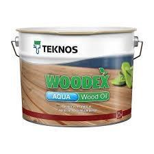 TEKNOS aqua wood oil 0,9л.