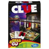 Настольная игра Hasbro Клуэдо (B0999)