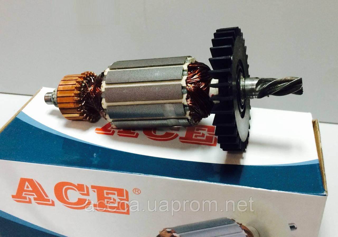 Якорь (ротор) для перфоратора Einhell BBH - 858 ( 158*41/ 5z влево  )