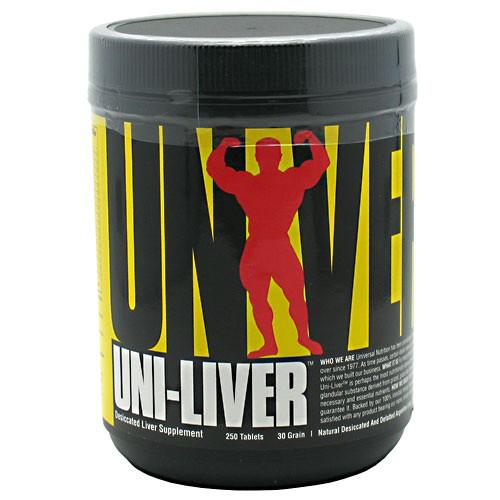Аминокислоты Universal Uni-Liver 250 tabs