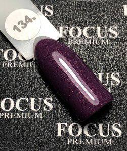 Гель-лак Focus № 134, 8 мл