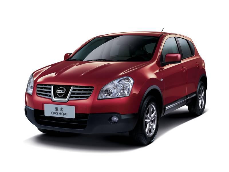 Лобовое стекло Nissan Qashqai (2007-2013)