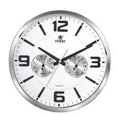 Расширен ассортимент настенных часов POWER