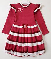 Платье детское вязаное (3-6 лет)
