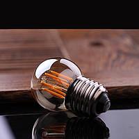 Светодиодная лампа прозрачная Filament 4Вт Е27 LB-61 G45 4000K, фото 1