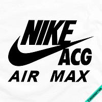 Переводки для бизнеса на бейсболки термо Nike [7 размеров в ассортименте] (Тип материала Матовый)