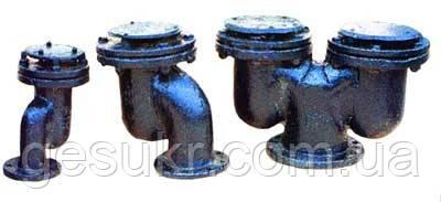 Вантуз ( Клапан ) Чугунный, аэрационный, для воды. Ду 50