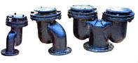 Вантуз ( Клапан ) Чугунный, аэрационный, для воды. Ду 100