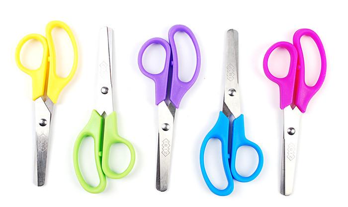 Ножницы детские ZiBi ZB5000 (123 мм.)