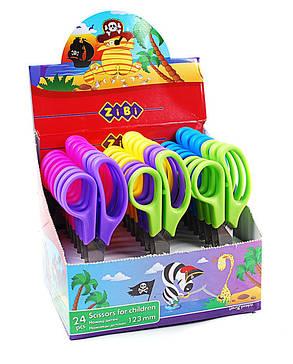 Ножницы детские ZiBi ZB5000 (123 мм.), фото 2