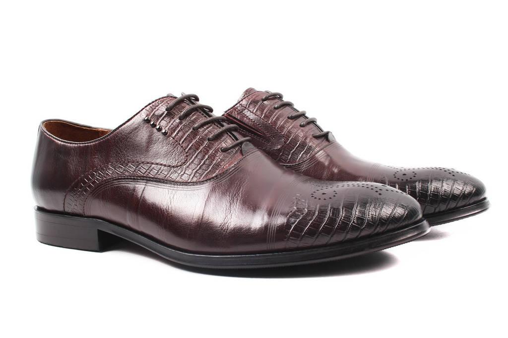 Туфли мужские Marco Piero натуральная кожа, цвет темно-коричневый (мокасины, каблук, весна\осень, комфорт)