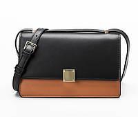 ec5ba53801e4 Женская двухцветная сумка в Украине. Сравнить цены, купить ...