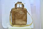Кожаная мужская сумка VS152  А4, фото 4