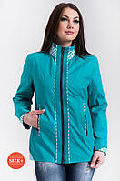 Короткая женская куртка