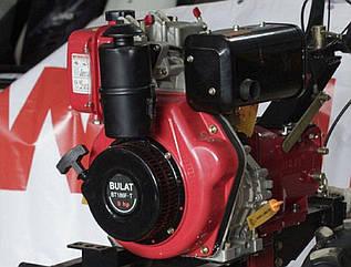 Дизельный двигатель Bulat BT186F