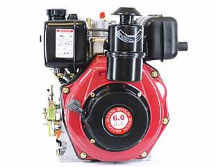 Дизельный двигатель Weima WM178F (вал шлицы)