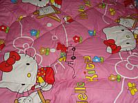 """Одеяло шерстяное детское """"Мальва"""" 150 х 110см"""
